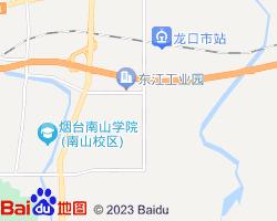 龙口电子地图