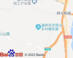 鹿城电子地图