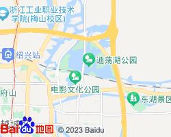 越城电子地图