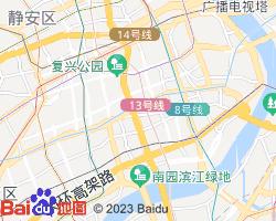 卢湾电子地图