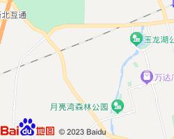 阜新细河区电子地图