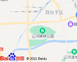 盘锦双台子区电子地图