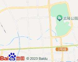 皇姑电子地图