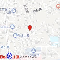 青岛市市立医院(乳腺病院)-位置