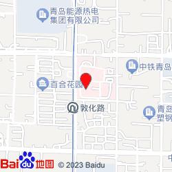 青岛阜外心血管病医院-位置
