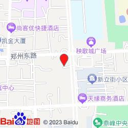 胶州市人民医院-位置