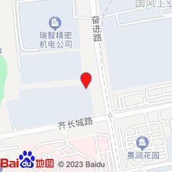 青岛大学附属医院(黄岛院区)-位置