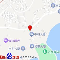青岛华厦眼科医院-位置