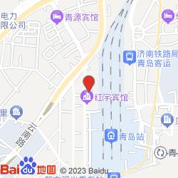 青岛市市南区人民医院-位置