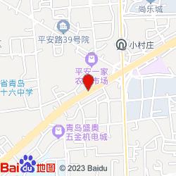 青岛乳腺病医院-位置