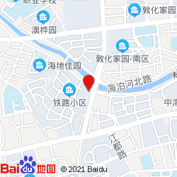 青岛银康医院(白癜风专科)-位置