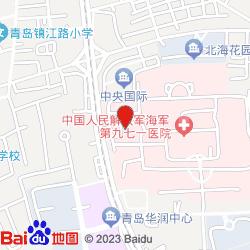 中国人民解放军第401医院-位置