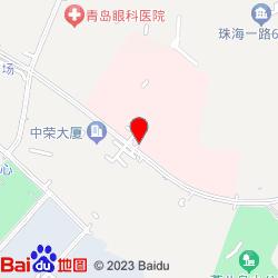 青岛市市立医院(东院)-位置