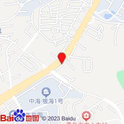 青岛曙光医院-位置