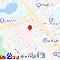 青岛大学附属医院(崂山院区)-位置
