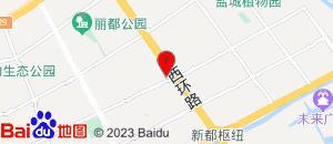 蝶湖湾 地图