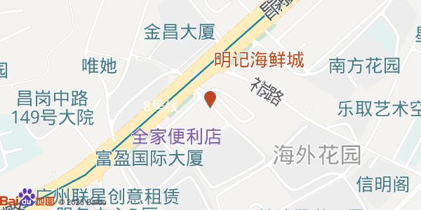 建南街31号(广州市海珠区穗花幼儿园南方花园分园)