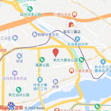 大台北都会公园_幸福水漾公园