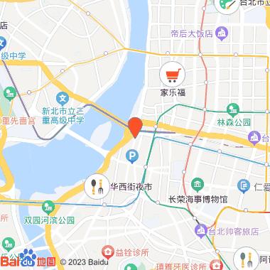 新驿旅店台北车站二馆