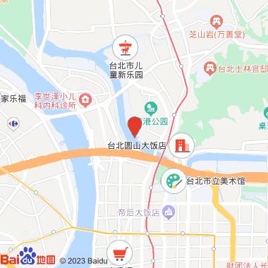 圆山水神社
