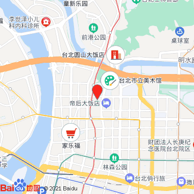 台北典藏植物园