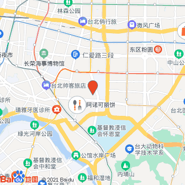 台北馥敦饭店复南馆