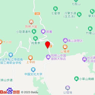 智慧环境会馆-菁山游憩区
