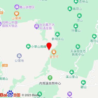 七星山系-坪顶古圳亲山步道