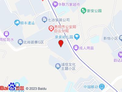 贵阳市贵州黔龙会纹身工作室位置