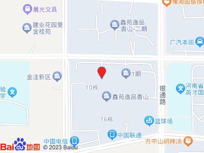 郑州市婷婷位置