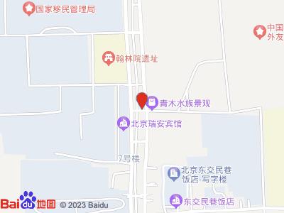 北京市绘墨彤工作室位置