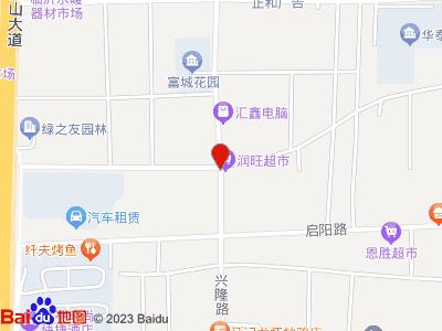临沂市  临沂阿浩纹身位置