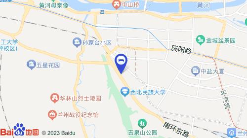 【兰州航天宾馆】地址:城关区白银路永昌路第一新村2
