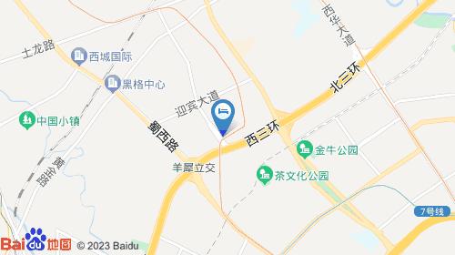 【成都茶店子客运站幸福公寓】地址:成都市金牛区