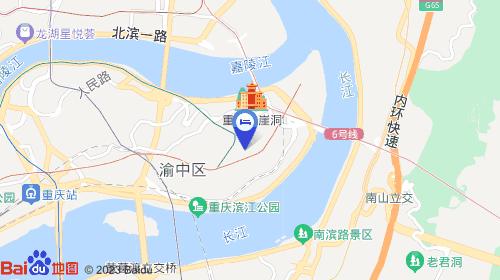 万州五桥机场约226km 重庆站约3km