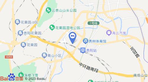 贵阳机场附近停车过夜