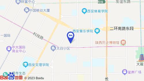 西安咸阳国际机场约28km