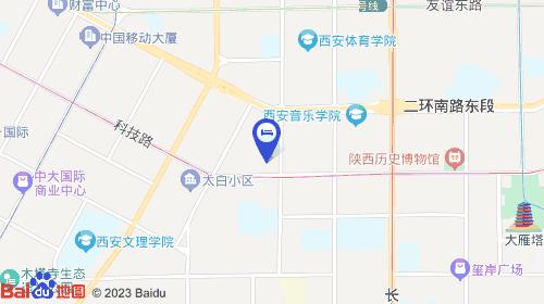 【光华宾馆(雁塔区)】地址:雁塔区含光南路吉祥村三