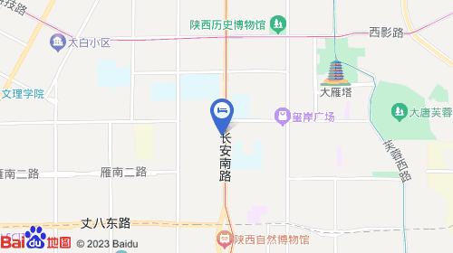 西安咸阳国际机场约31km