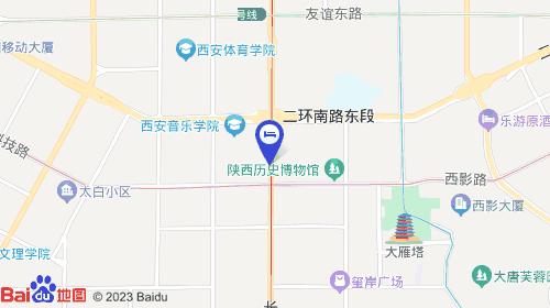 西安咸阳国际机场约29km