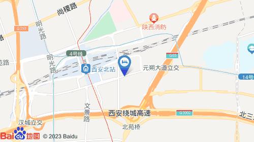 西安咸阳国际机场约19km