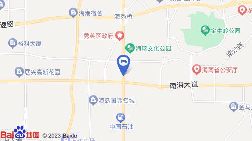 海口火车东站约5km 海口汽车东站约7km