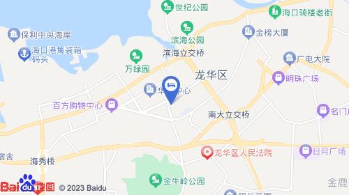 海口东站约5km 海口火车东站约5km