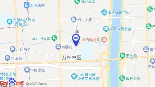 太原武宿国际机场约16km