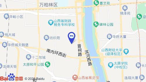太原武宿国际机场约14km