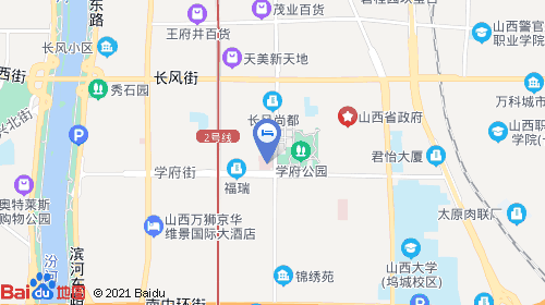 太原武宿国际机场约9km