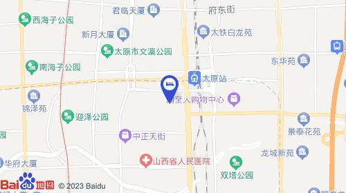 太原武宿国际机场约12km