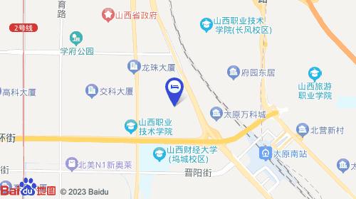 太原武宿国际机场约6km