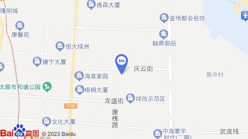 太原武宿国际机场约3km