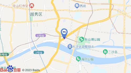 【如家快捷酒店(广州白云路团一大广场地铁站店)】